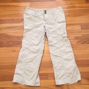 Eddie Bauer Cargo Pants, Size 2